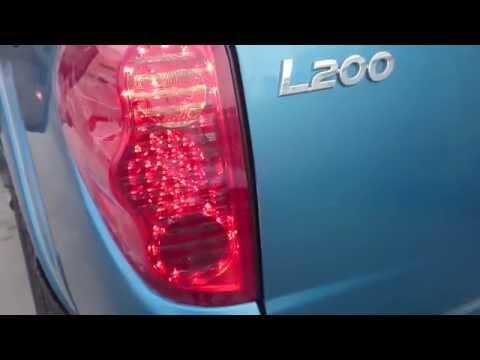 Установленные Стоп Лед фары для Mitsubishi L200