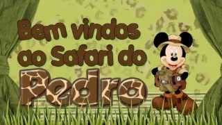 getlinkyoutube.com-Projeto proshow producer para retrospectiva   Tema Mickey Safari 40 fotos