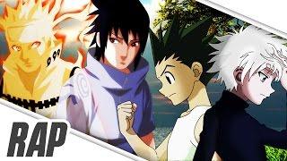Família (Naruto e Gon - Sasuke e Killua)   Canção Própria! 04