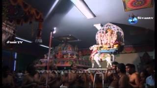 சூரிச் - அருள்மிகு சிவன் கோவில் 3ம் திருவிழா பகல் 21.06.2015