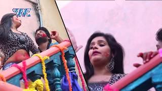 getlinkyoutube.com-Superhit होली गीत 2017 - Ritesh Pandey - जीजा हो जीजा - Pichkari Ke Puja - Bhojpuri Holi Songs