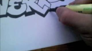 getlinkyoutube.com-Simple Graffiti