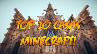 getlinkyoutube.com-TOP 10 CASAS MINECRAFT | Construcciones |Supervivencia