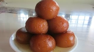 getlinkyoutube.com-Gulab jamun recipe, How to make gulab jamun with khoya / Indian dessert recipe / Indian sweet