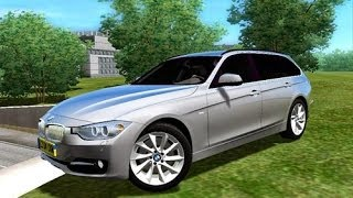 City Car Driving 1.3.3 BMW 335I Touring (F31)