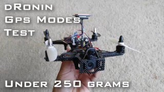 dRonin Gps Modes Test