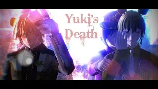 getlinkyoutube.com-MMDxFNAF ~ Yuki's Death ~ Golden Freddy & SpringTrap