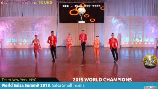 WSS15 Feb7. Small Teams World Champions Team New York, NYC. REC 4K UHD.