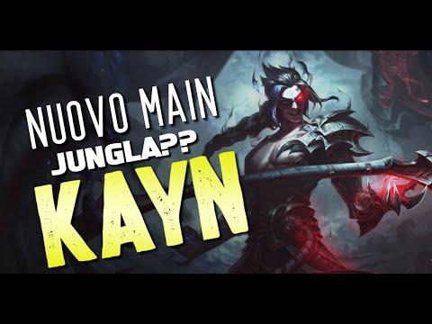 MrChuck12 Kayn Assassino nuovo main? | League of Legends (ITA)