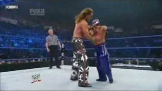 Shawn Michaels vs Rey Mysterio Part2