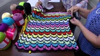 getlinkyoutube.com-Mulher.com - 23/11/2015 - Blusa colorida em tricô - Vitória Quintal PT2