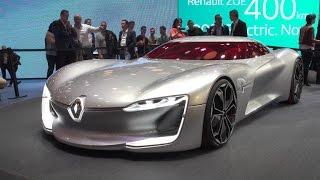 getlinkyoutube.com-Top 5 concept cars from the 2016 Paris motor show