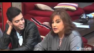 getlinkyoutube.com-تقييم هادي شرارة لـ علي الفيصل من السعودية و رافاييل جبور من لبنان في البرايم 5 من ستار أكاديمي 11