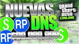 getlinkyoutube.com-NUEVOS SERVIDORES DE DNS - DINERO INFINITO Y RP INFINITO TODO DESBLOQUEDO -  ADVERTENCIA DNS DINERO