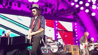 Tom Petty & the Heartbreakers~Last Two Songs~You Wreck Me/American Girl~Hollywood Bowl~9/25/2017 width=