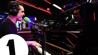 getlinkyoutube.com-Panic! At The Disco - I Write Sins Not Tragedies in the Live Lounge