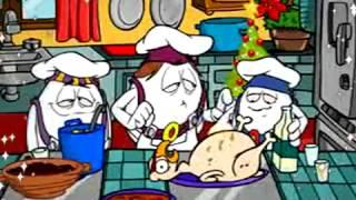 getlinkyoutube.com-Huevocartoon - Poeta Huevos 4- Cómo preparar la cena de Navidad