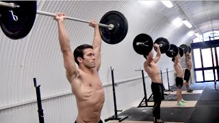 CROSSFIT 'TOTAL BODY WORKOUT' Part 2