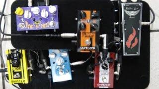 getlinkyoutube.com-Setup com pedais Fire Custom Shop - William Paganini