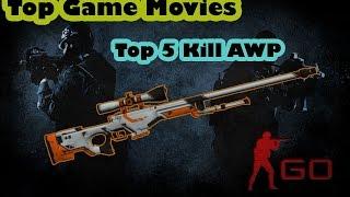 getlinkyoutube.com-Top 5 kill AWP champions CS GO