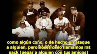 getlinkyoutube.com-NWA - Gangsta Gangsta subtitulada español