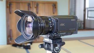 getlinkyoutube.com-【1080P】FDR-AX100とワイコンHD-7000PROのTEST
