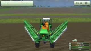 Zagrajmy w Farming Simulator 2013 na multiplayer #58 - Przygotowujemy pola pod ostatnie zbiory :)