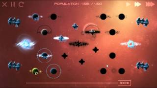getlinkyoutube.com-Solarmax 2 Level 36 HARD all planets in control its posible