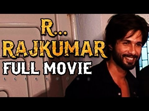 R... Rajkumar Full Movie screening