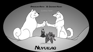 Siberian Husky Racing Team NUYVILAQ