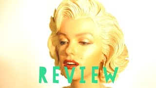 getlinkyoutube.com-Marilyn Monroe Blitzway 1/4 Figure REVIEW