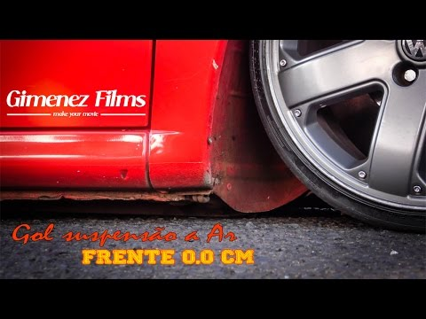 Gol G4 Suspensão a Ar e Aro 17   frente 0,0 cm | Gimenez Films - Make your Movie