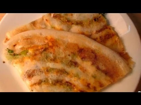 Corn & Cheese Dosa
