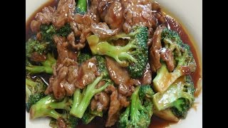 getlinkyoutube.com-Best Chinese Beef And Broccoli Recipe
