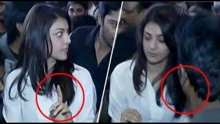 getlinkyoutube.com-Kajal Aggarwal  Harassed by Fans || Mana Madras Kosam FundRaising Event | Rana | Nani
