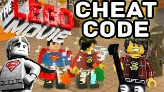 getlinkyoutube.com-Lego Movie Cheat Codes for Blacktron Fan & Musical Pants (Free Video Game Character!)