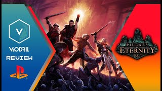 Pillars Of Eternity Console Review -  Complete Edition - PS4 Original Gameplay -