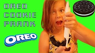 getlinkyoutube.com-OREO PRANK - FAIL