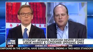 Gene Marks on Fox News 7/31/16