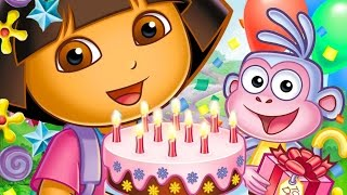 getlinkyoutube.com-Dora The Explorer: Big Birthday Adventure - Full Game 2014