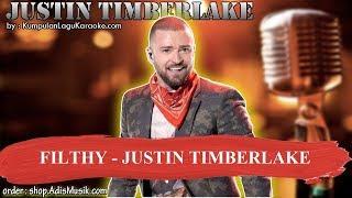 FILTHY - JUSTIN TIMBERLAKE Karaoke