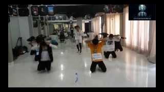 방탄소년단 'N.O' dance practice by Ultimate Team Star (UTS)