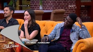 getlinkyoutube.com-Ini Talk Show 9 Desember 2015 - Chico Jericho, Tatjana Saphira, Abbas Aminu - Part 3