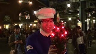 getlinkyoutube.com-【TDS】サンタさんに貰ったツリーに灯りを【ファンカスト】