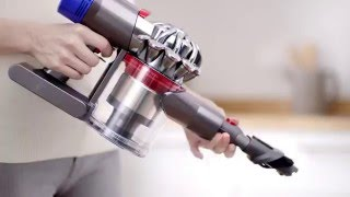 getlinkyoutube.com-New: Dyson V8 Cordless Vacuums - Official Dyson Video