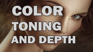 getlinkyoutube.com-HIGH END RETOUCHING WALKTHROUGH COLOR TONING AND DEPTH