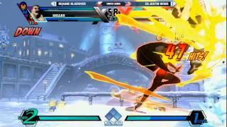 getlinkyoutube.com-EVO 2015 UMVC3 Semis KaneBlueRiver vs Justin Wong (1080p)