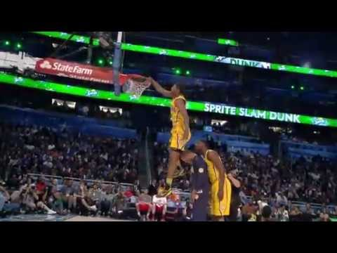 Nba Slam dunk Contest 2012