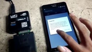 getlinkyoutube.com-Hot!!! How To Auto Root & Repair IMEI Intel Asus Zenfone6 using UFi Android ToolBox
