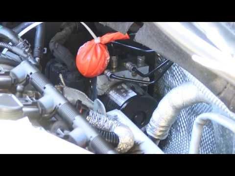 2009 Volkswagen GTI ABS Module Repair Part 1